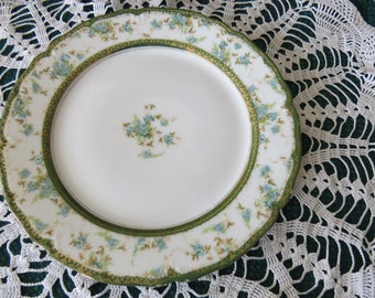 "Imperial Crown China Serving plate - 7 1/2"" diameter"
