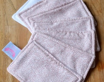 7 soft coton washable Cleansing wipes