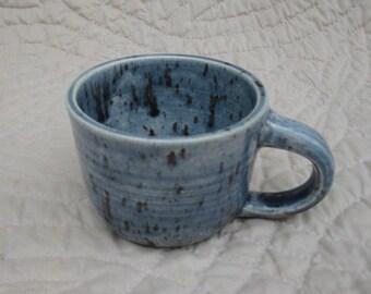 Dove Gray Tea Cup