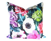 Designers Guild Pandora Peony pillow cover - 1 SIDED OR 2 SIDED - Choose Your Size
