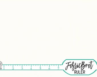 KONA COTTON PFD Bleached White Solid Fabric by the Yard, Fat Quarter Robert Kaufman White fabric K001-1287 100% Cotton Quilt Fabric w11-25