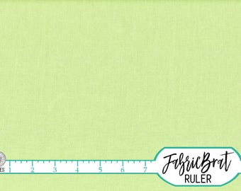 KONA COTTON TARRAGON Solid Fabric by the Yard, Fat Quarter Robert Kaufman Spring Green Solid fabric K001-316 100% Cotton Quilt Fabric w12-6