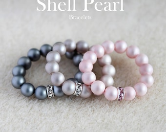 Shell Pearl Bracelet for BJD