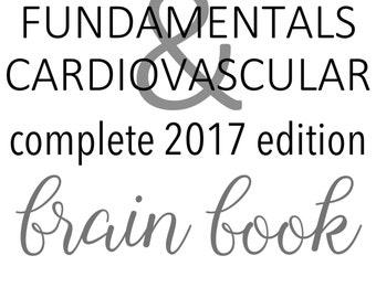 Complete Nursing Printed Brain Book