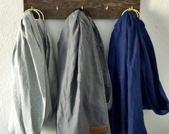ring sling holder, bag rack, coat rack