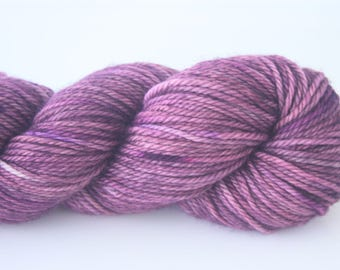 Hand Dyed Yarn, 'Velour Jacket' 218 yds/200m DK weight