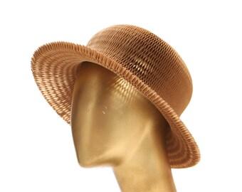 1970s Magic Flip Flop Cardboard Multi Function Accordian Hat
