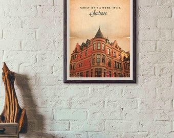 20% OFF!! The Royal Tenenbaums Movie Poster - Wes Anderson Print Royal Tenenbaums Print Vintage Style Magazine Retro Print Watercolor