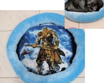 Amon Amarth Band Shirt Cat Bed DIY Viking Metal
