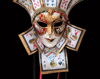 Venetian Mask | Fraudis Jolly