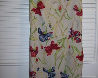 Dress 8,  Linen Sheath - Iris Ruff Hewn Dress Size 8 Special Resort Find see details
