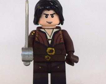 D'Artagnan Custom Lego Minifigure