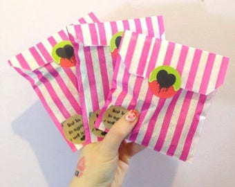 Lucky dip bag from Toxic Heart Designs! What will you get in yours?! / Grab bag - Mystery bag - Surprise bag - Gift pack - Lucky dip.