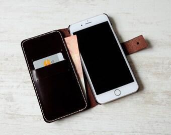 iPhone 7 Plus wallet case, iPhone 7 Plus case, iphone 7 plus case leather, iphone 7 plus leather case, iPhone 7 Plus card case