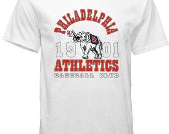 Vintage Philadelphia A's T-Shirt