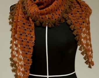 knitfabric shawl