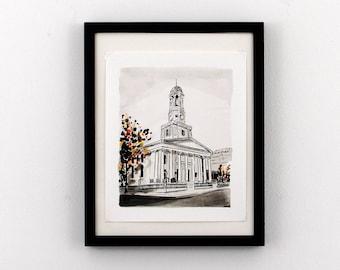 Richmond Va Art - St. Paul's Episcopal Church