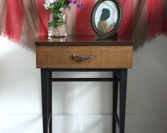 Vintage retro 50s 60s mid century table