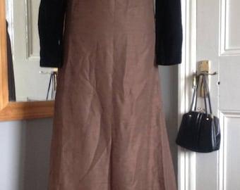 Jean Varon Stunning & Elegant, 1960s Column Dress, size 8-10 (uk)