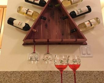 Wine Rack - Aromatic Cedar
