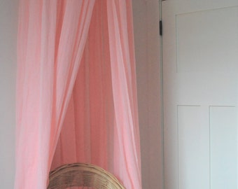 SALE!! Selling out quickly!! Bed Canopy Play Canopy Play Tent - Pink