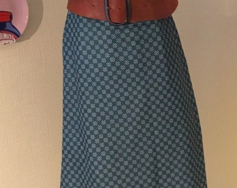 Vintage Fulton Blouse & Skirt Outfit