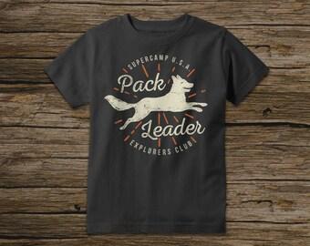 Pack Leader - Boys' Tee
