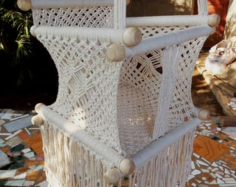 Baby Chair Macrame