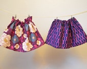 skirt - Spring Sale  FREE shipping, ready to ship! - purple, pink, navy blue  Easter  2T, 3T,