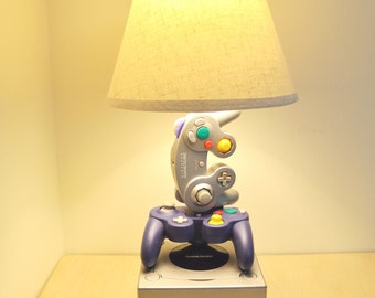 Nintendo Game Cube Desk Lamp Light Sculpture