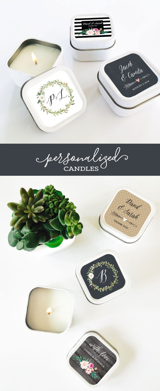 Wedding Favors Candle Favors Wedding Favor Candles