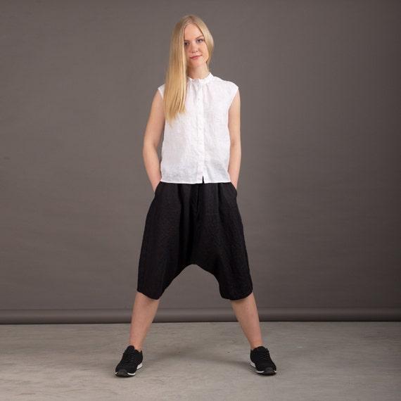 Creative Full Length Harem Pants  Black  Target Australia