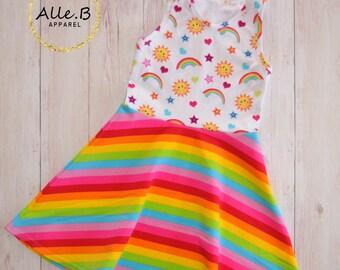 Custom Skater Dress