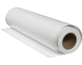 Pattern Paper by Patternsy, per Metre, White, 180gsm, 914mm