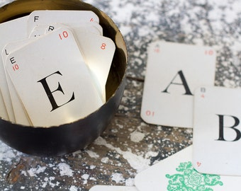 Petit French Letter Cards