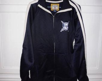 J. AMERICA size M - 1980s track jacket