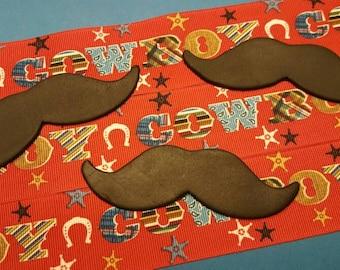 Edible Moustaches