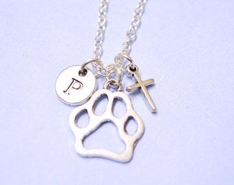 Pet Memorial necklace, Dog Memorial gift, Dog death Keyring, In Memory of pet, Memorial dog Gift, Pet Loss gift,loss dog gift,dog  symphathy