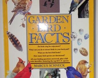 Garden Bird Facts by Marcus Schneck