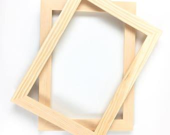 unfinished wood frame 8x12 picture frame unfinished frames