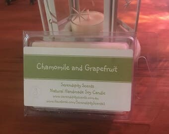 Chamomile and Grapefruit Melt