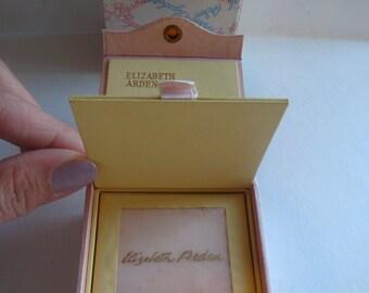 Collectible Vintage Elizabeth Arden Poudre Ardena Abricot