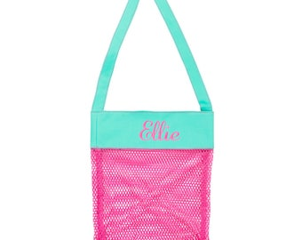 Personalized Shell Totes