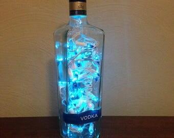 Blue New Amsterdam Light