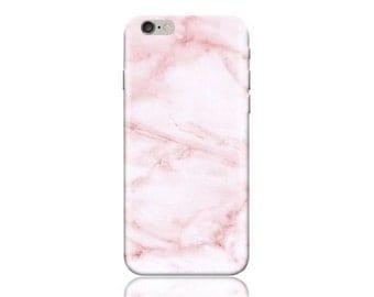 Motorola Moto Z Force Case - Moto Z Droid Case - XT1650 Case #Pink Marble Cool Design Hard Phone Case