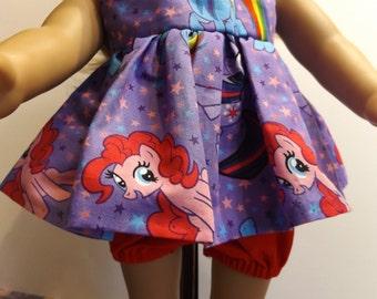 "18"" Doll Shorts/ AG Doll Shorts/ American Girl Shorts/My Little Pony Shorts"