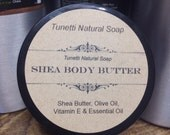 Natural Organic Shea Body...