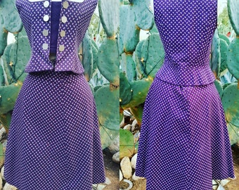 Authentic Austrian / German Oktoberfest Dirndl by Eger 100% Baumwolle Size S