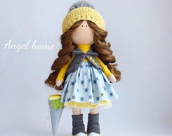 doll fabricdoll puppe