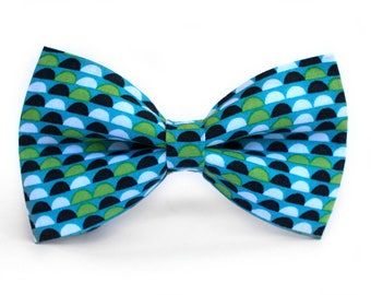 Geometric Bow Tie | Bow Tie for Men | For Him | Bowtie | Dog Bow Tie | Men Bow Tie | Boys Bow Tie | Wedding Bow Men | Groomsmen Bow Tie